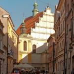 Lublin - kościół o. Dominikanów